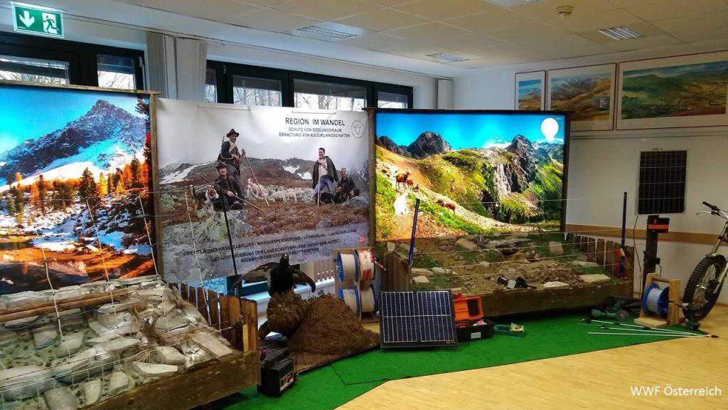 Herdenschutz im Alpenraum