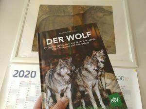 Der Wolf Cover – Der Wolf im Spannungsfeld - Weidewirtschaft